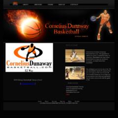 Cornelius Dunaway Basketball Services